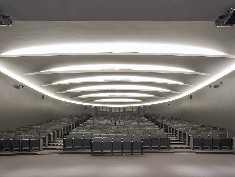 Université Jussieu - Paris - C100 Armchair by LAMM