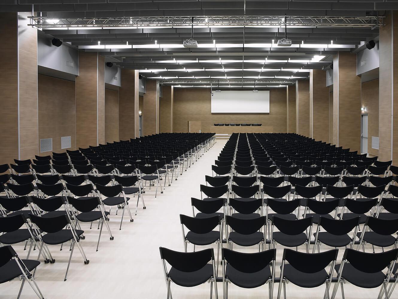 Politecnico Campus Bovisa - Milano - Conpasso Chair by LAMM