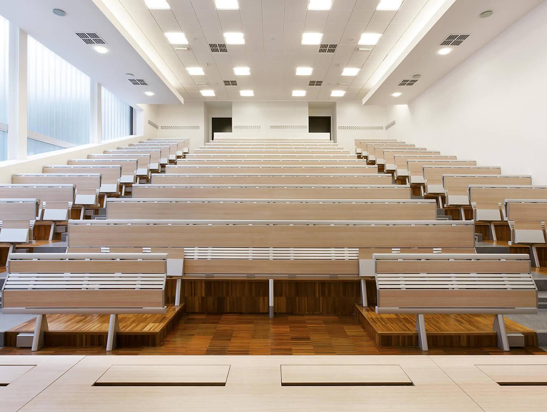 Politecnico di Milano - Runner Study Bench by LAMM