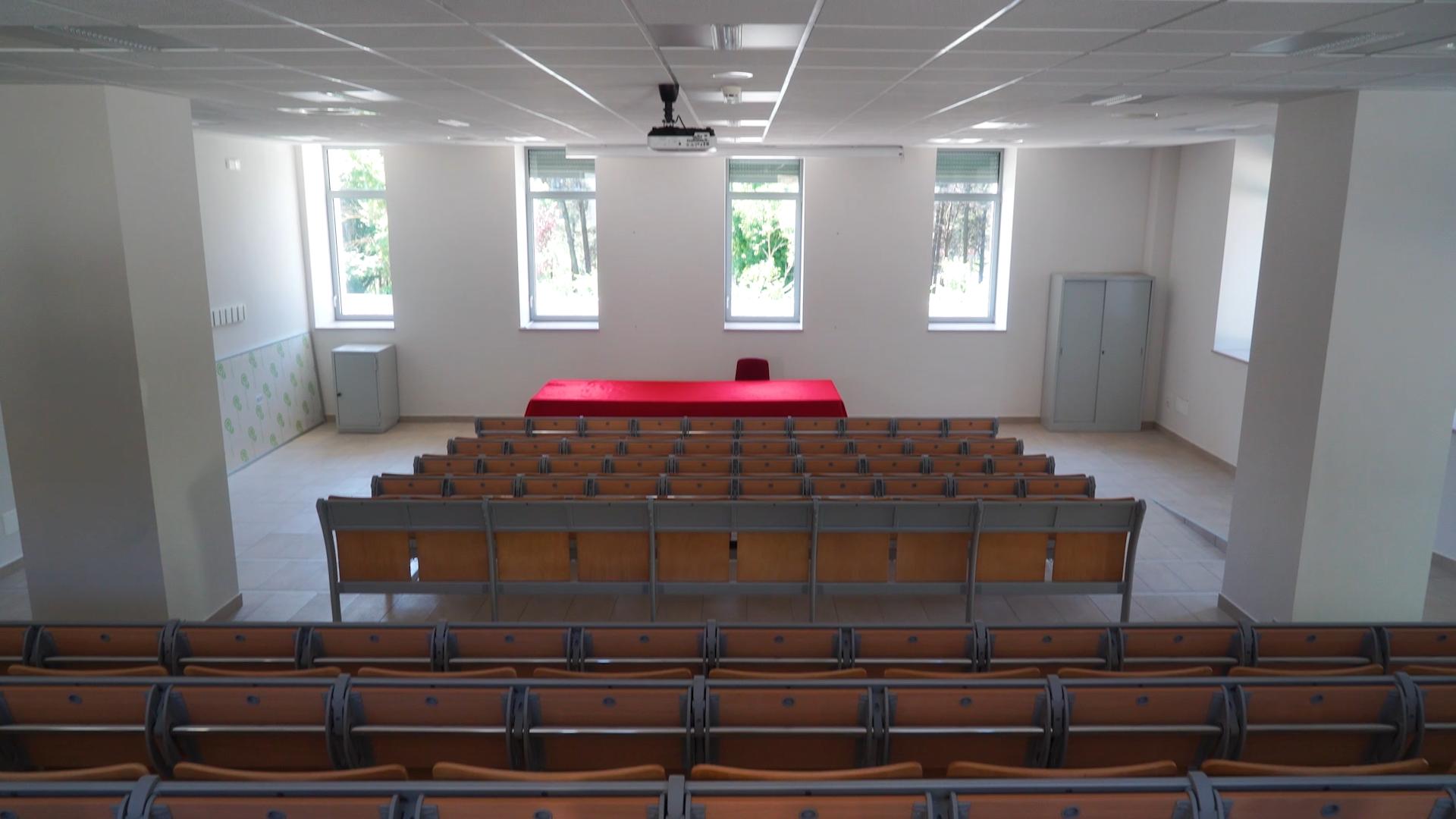 Home Cultura e Storia Messina: Campus giovani a Forte Ogliastri.