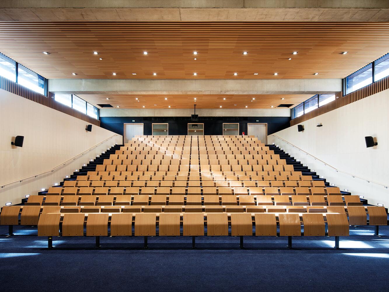 Centre de Formation du Ministère de l'Intérieur - E4000 By LAMM