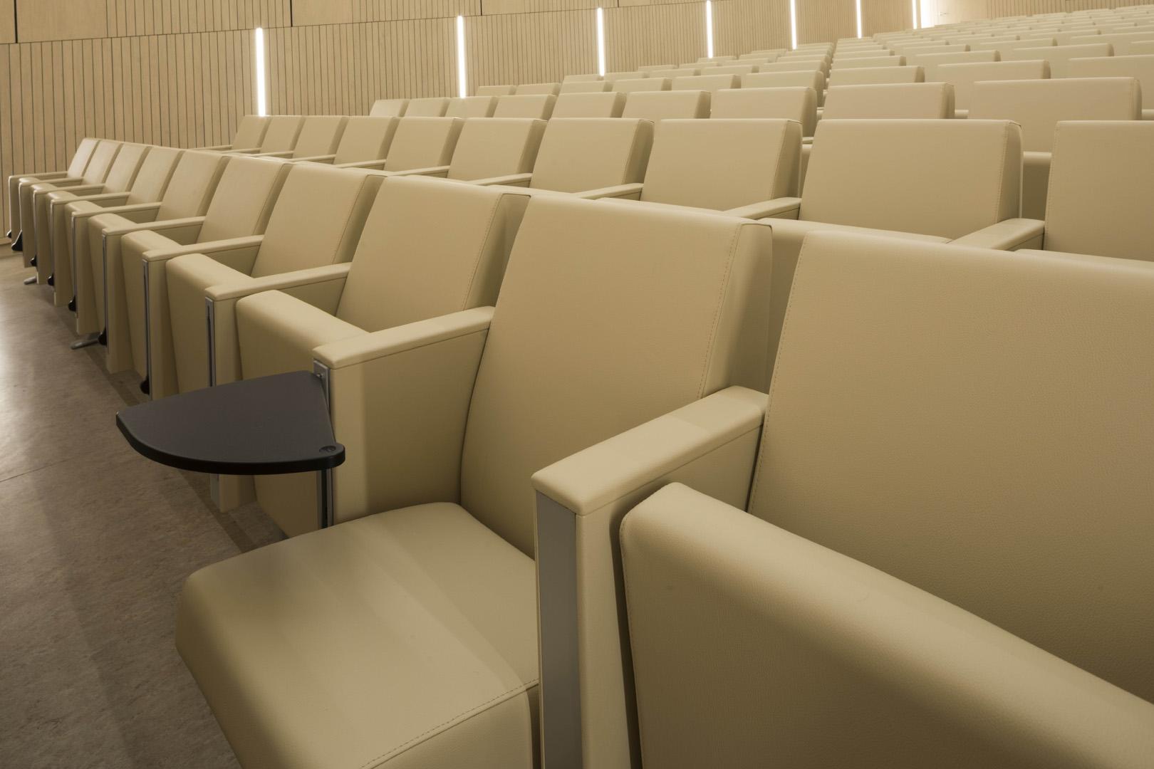 Colegio de Medicos - C100 armchair by LAMM