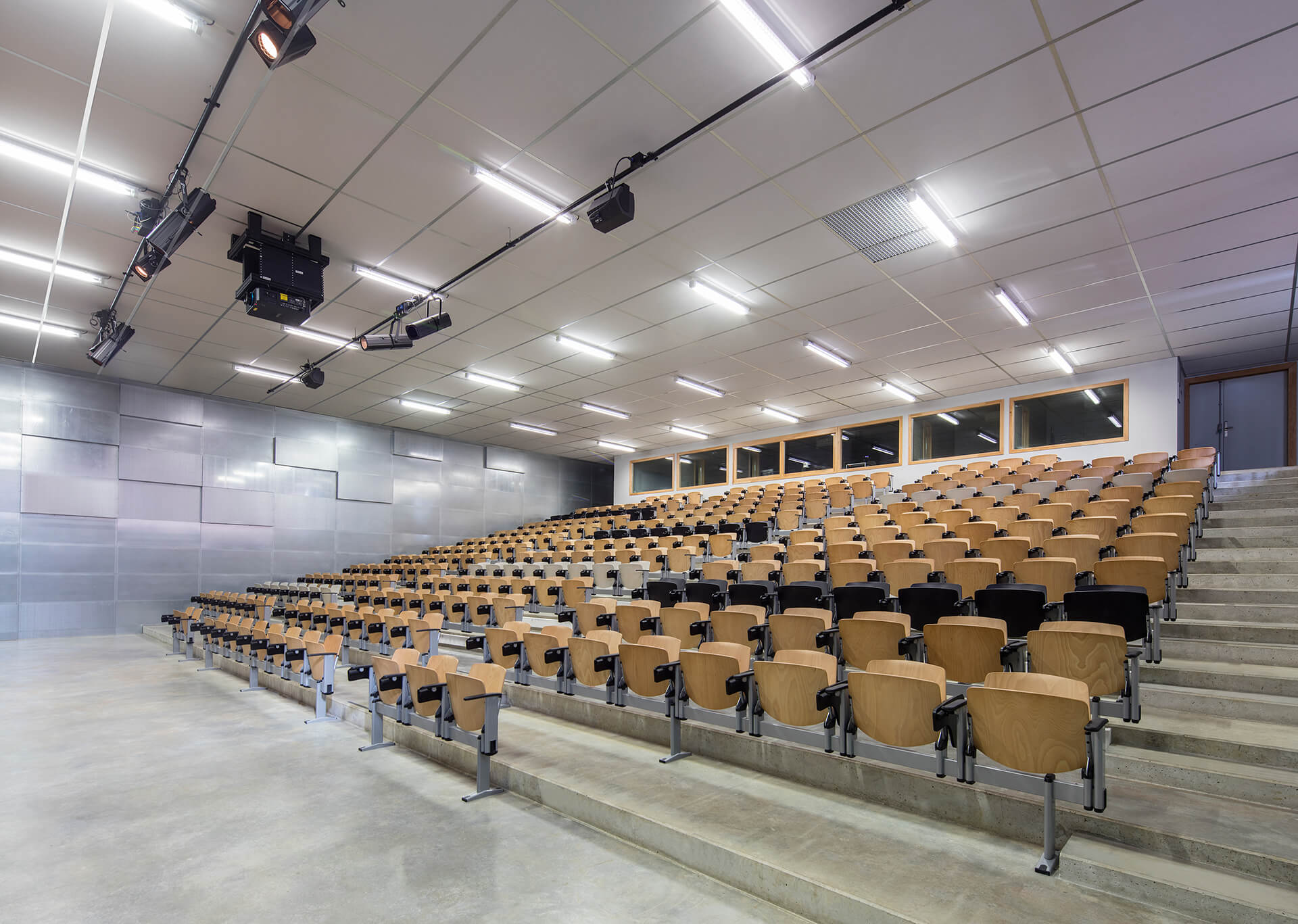 Evry Campus Telecom Paris - New Modulamm by LAMM