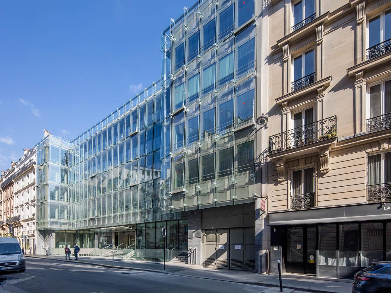Fédération Française du Bâtiment Grand Paris - Paris France