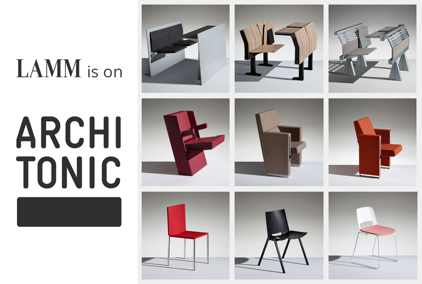 LAMM Products on Architonic