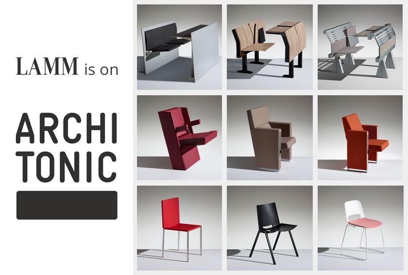 LAMM Products on Architonic