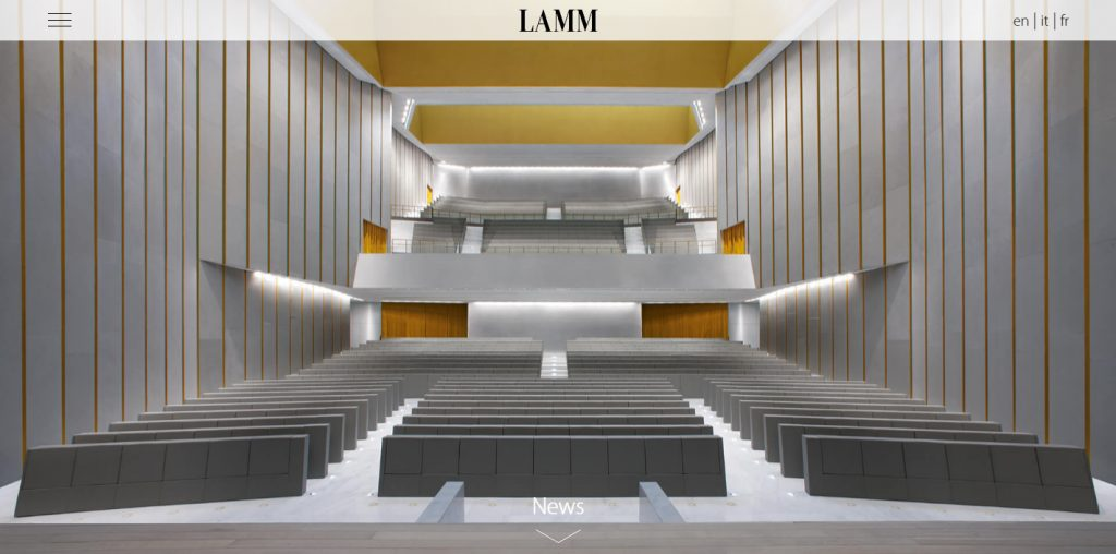 lamm sito internet