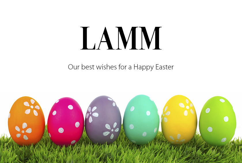 Happy Easter LAMM
